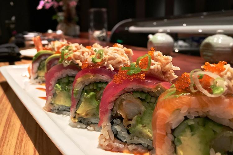 Akemi Sushi Slideshow (2)