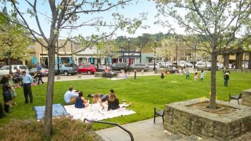 Park Plaza Shops, Lafayette CA